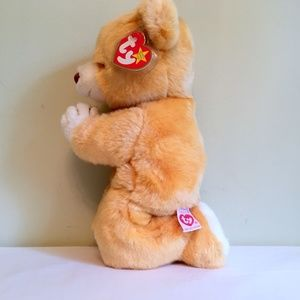 "Hope the Praying Bear 9.5"" tall TY Beanie Baby NWT"